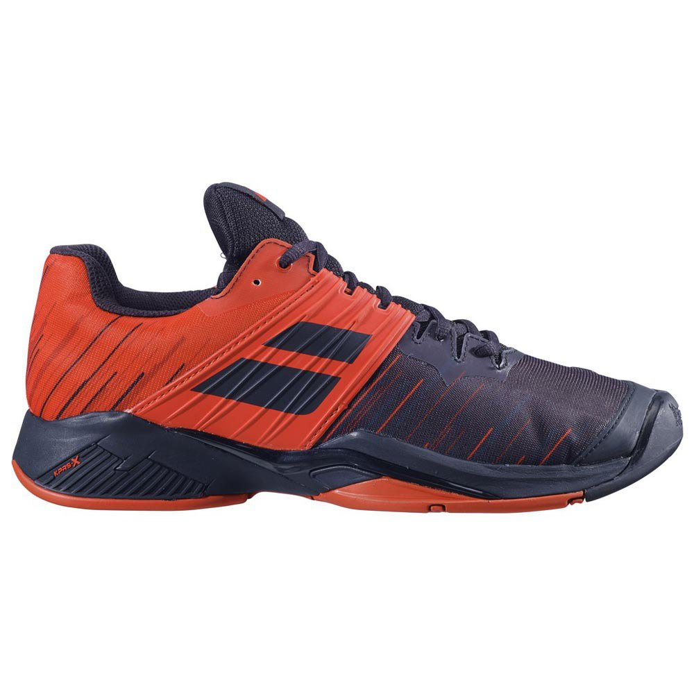 Babolat Propulse Fury All Court EU 42 Black / Tomato Red