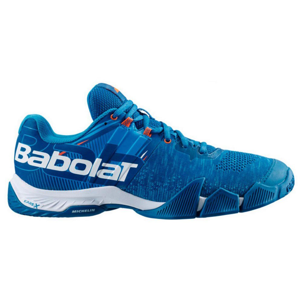Babolat Movea EU 44 1/2 Methyl Blue / Flame
