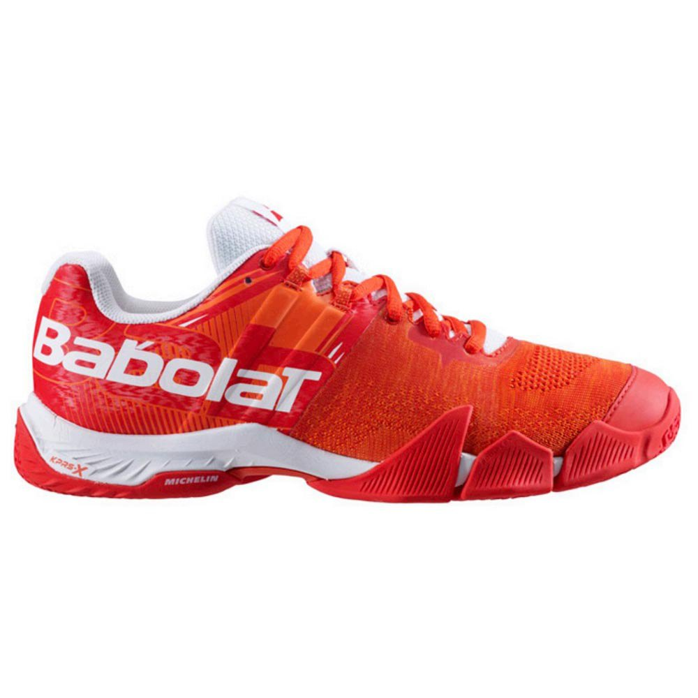 Babolat Movea EU 44 1/2 Tomato Red / White