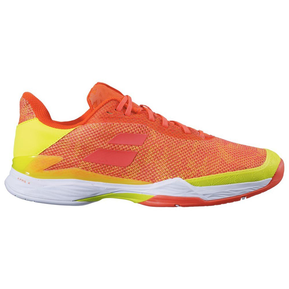 Babolat Jet Tere All Court EU 44 1/2 Fluo Strike / Fluo Yellow