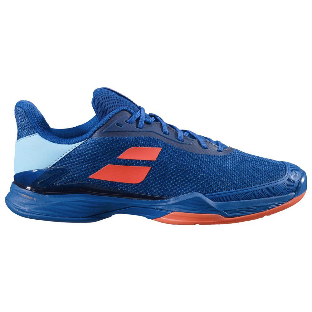 Babolat Jet Tere Clay EU 42 Blue / Fluo Strike