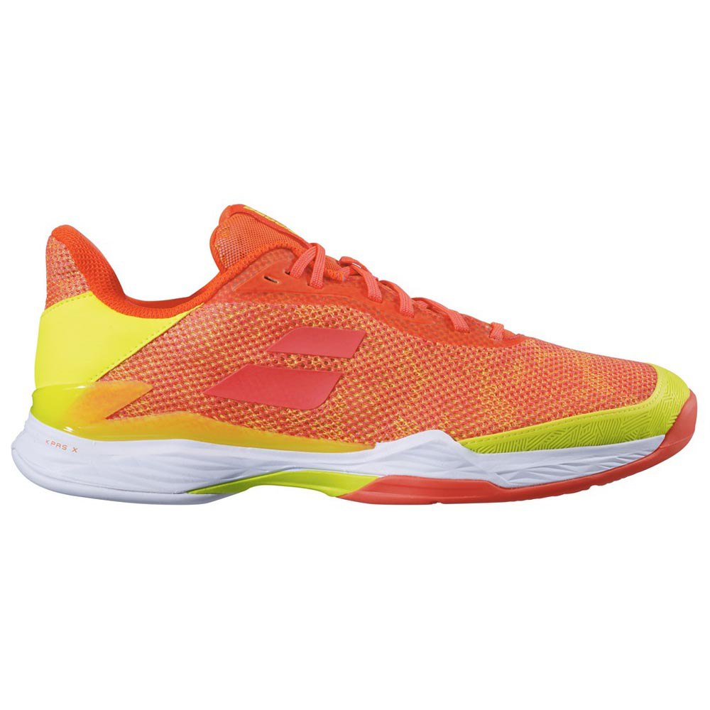 Babolat Jet Tere Clay EU 44 1/2 Fluo Strike / Fluo Yellow