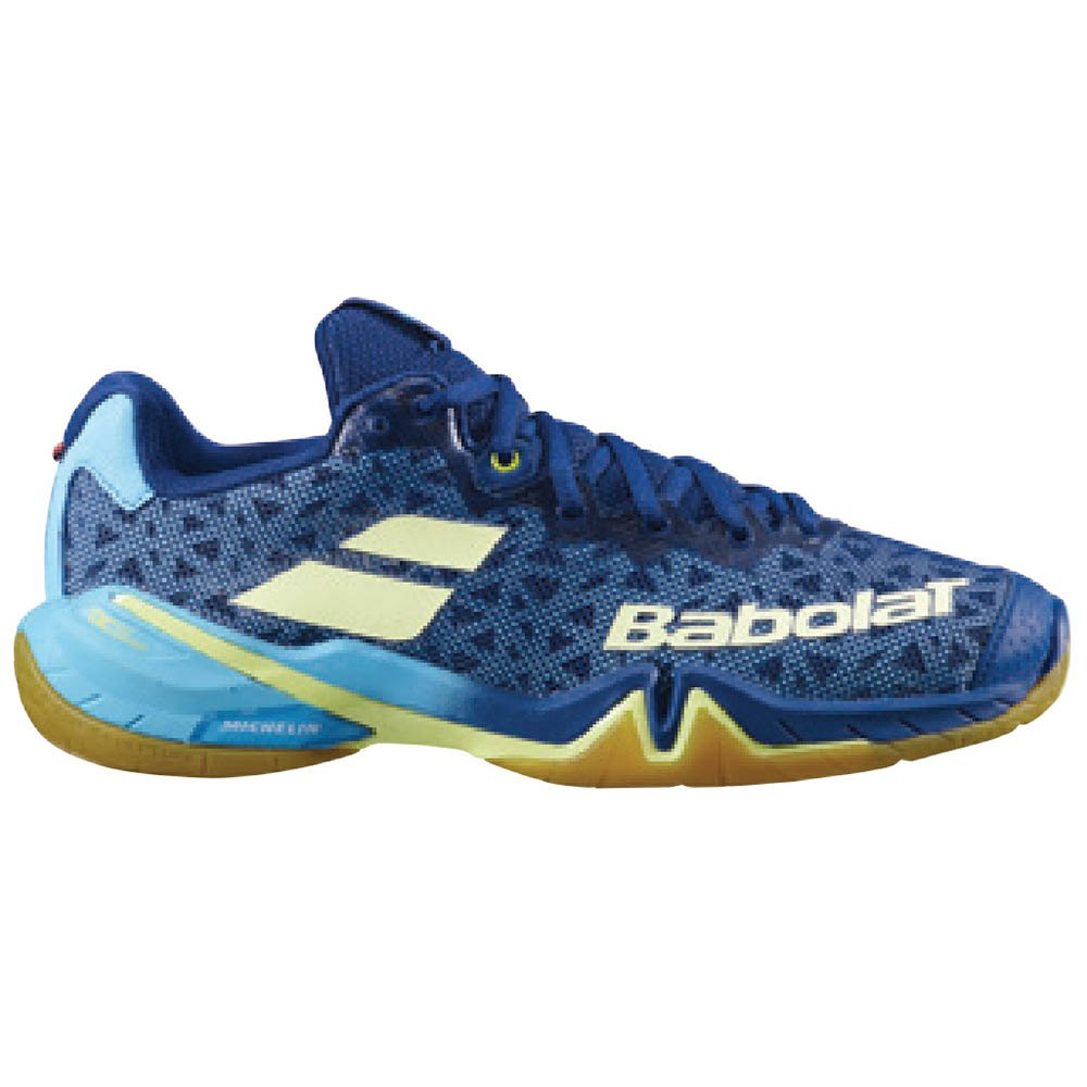 Babolat Shadow Tour EU 42 Estate Blue / Canary Yellow