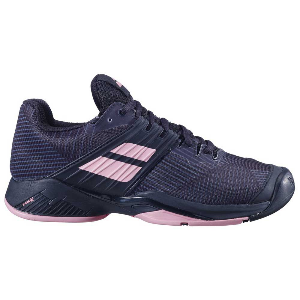 Babolat Propulse Fury All Court EU 38 Black / Geranium Pink