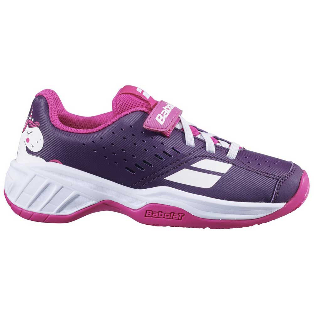 Babolat Pulsion All Court Kid EU 33 Grape Royale