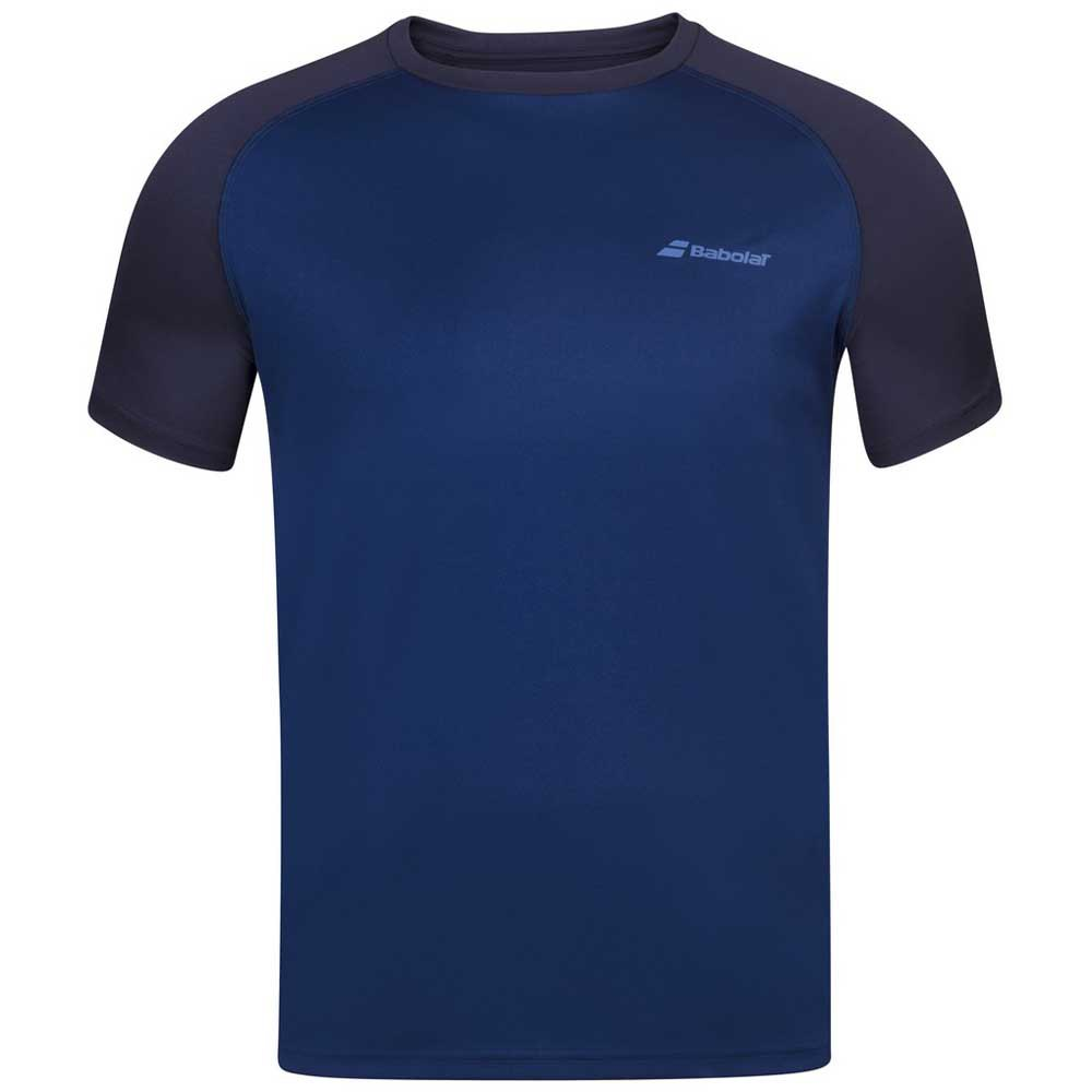Babolat Play Crew Neck 6-8 Years Estate Blue