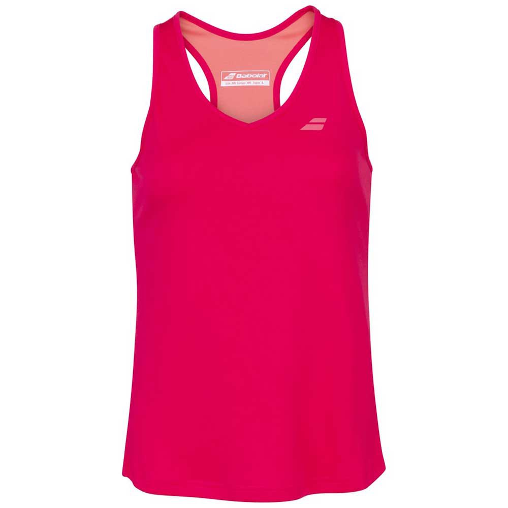 Babolat Play L Red Rose