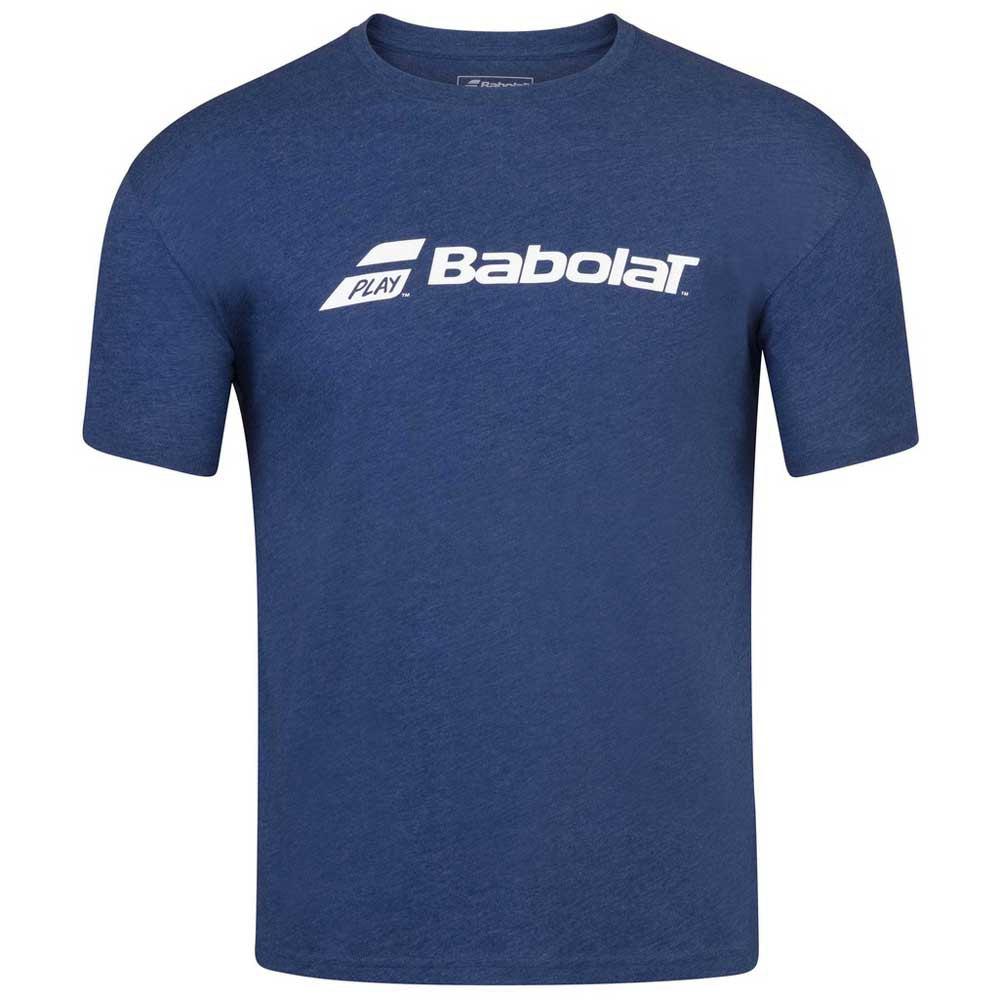 Babolat Exercise Logo 8-10 Years Estate Blue Heather