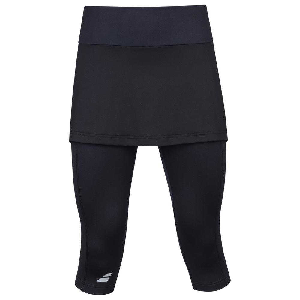 Babolat Exercise Combi Skort XXL Black / Black