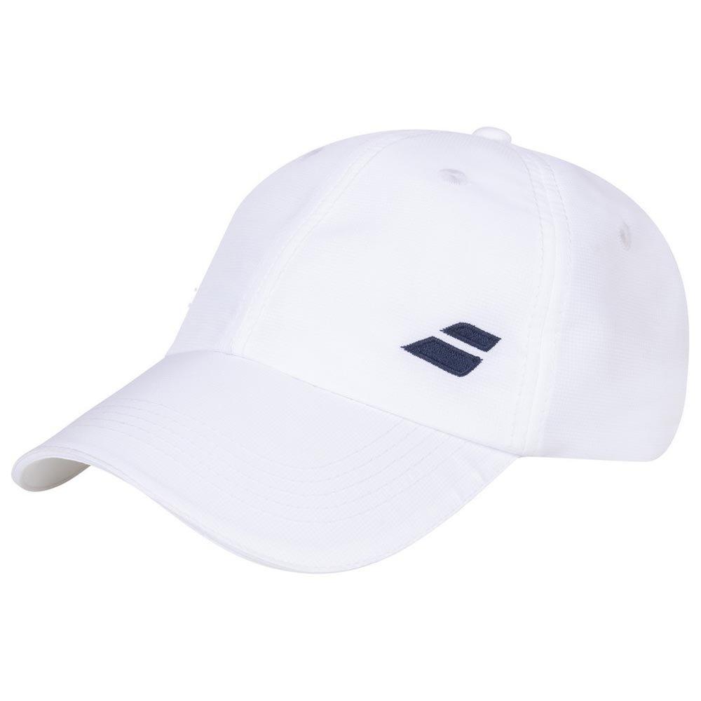 Babolat Basic Logo One Size White / White