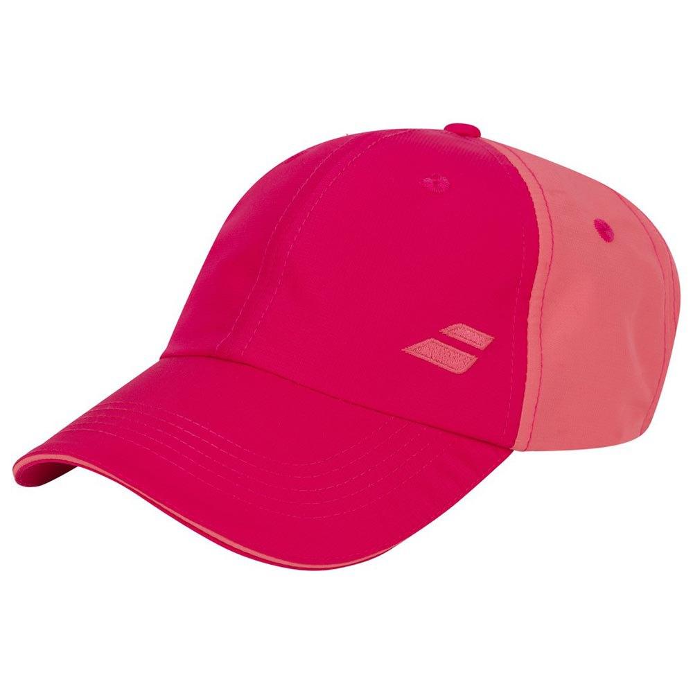 Babolat Basic Logo One Size Red Rose
