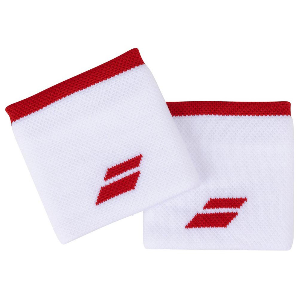 Babolat Logo One Size White / Tomato Red