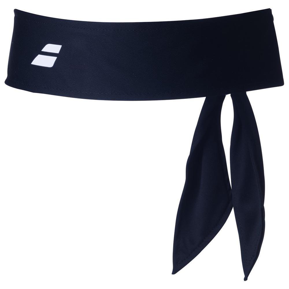Babolat Bandeau Logo One Size Black / Black