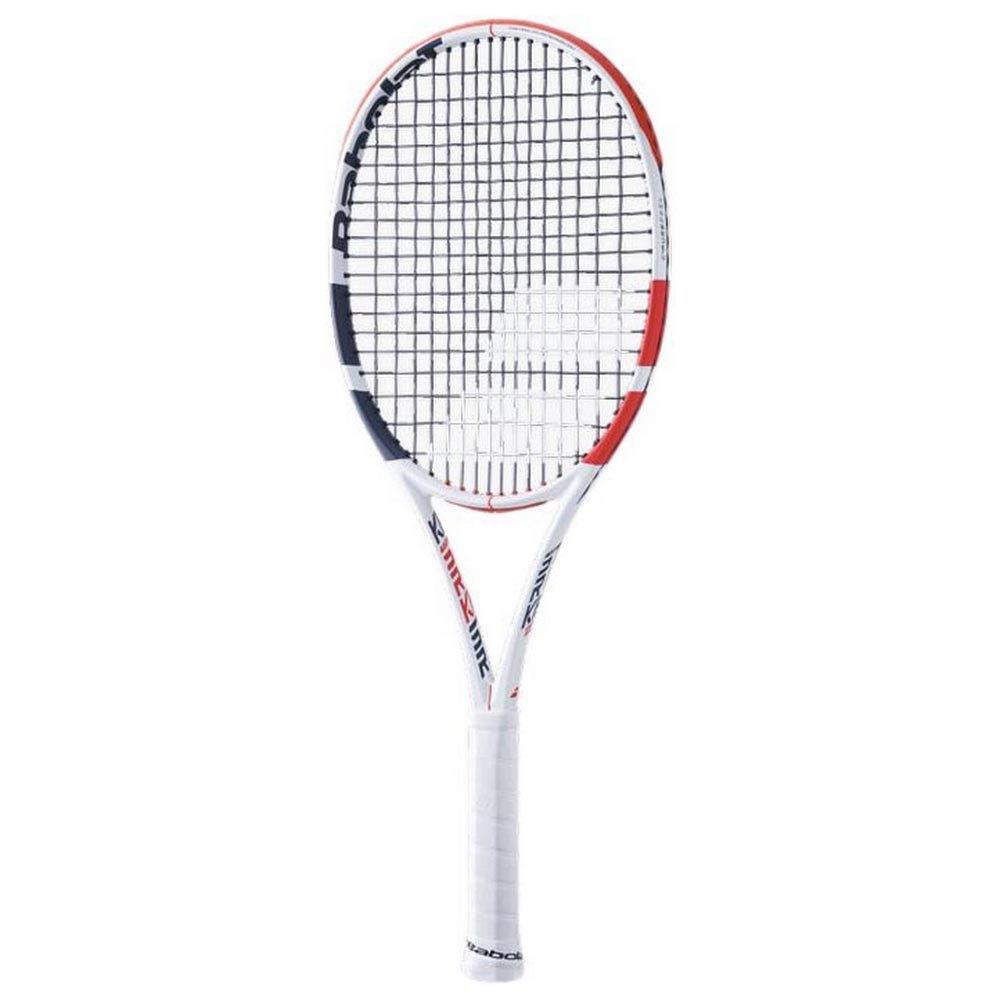 Babolat Mini Racket Pure Strike One Size White / Red / Black