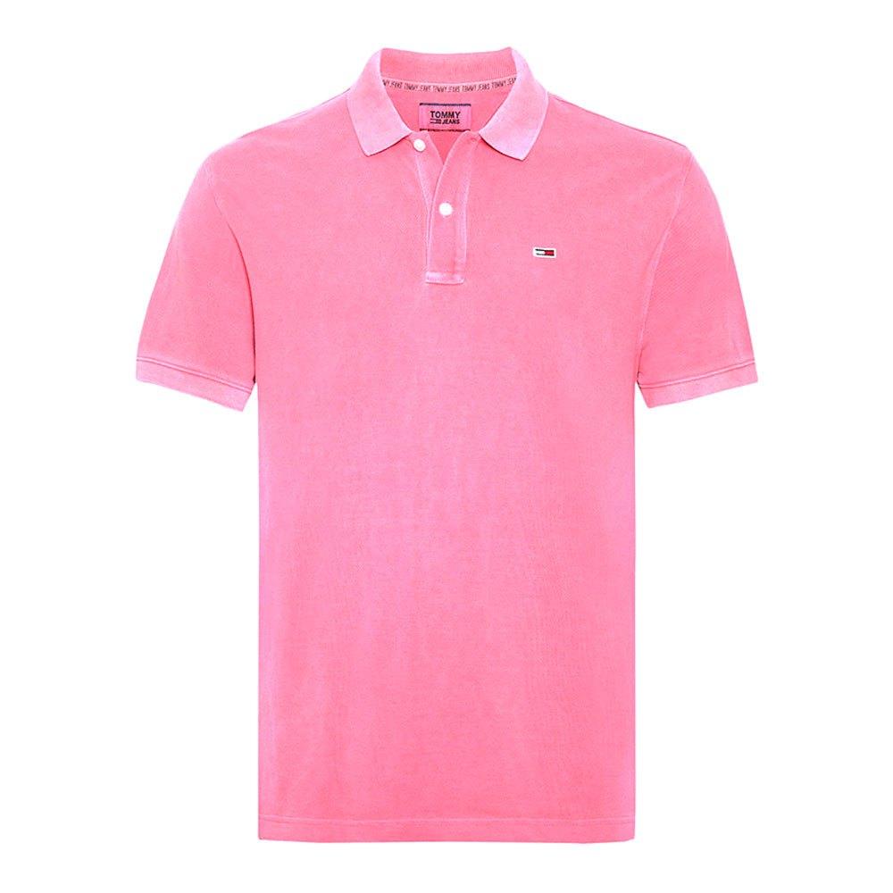 Tommy Jeans Garment Dye M Light Cerise Pink