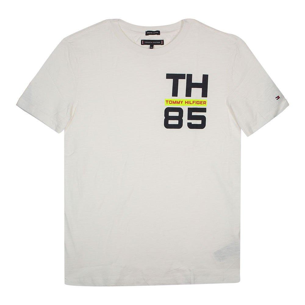 Tommy Hilfiger Kids 85 Logo 10 Years White 658-170