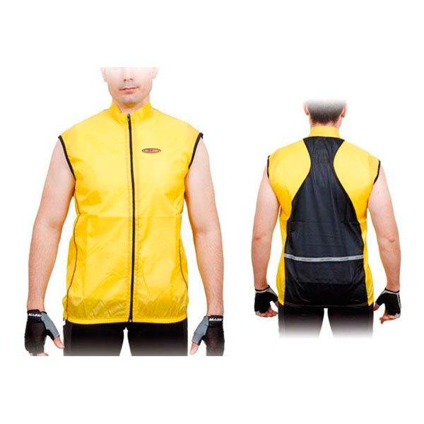 Massi Windproof Gillet XXL Yellow