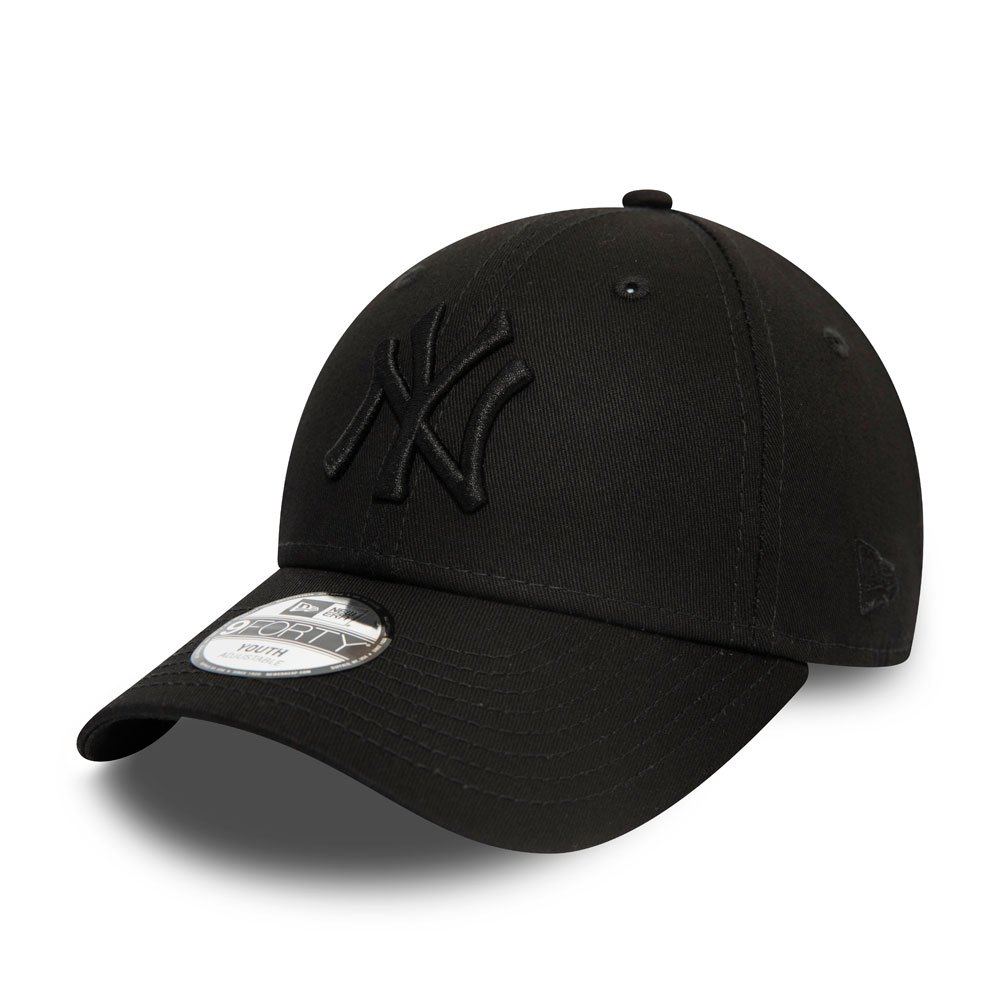 New Era League Essential 940 New York Yankees Youth One Size Black
