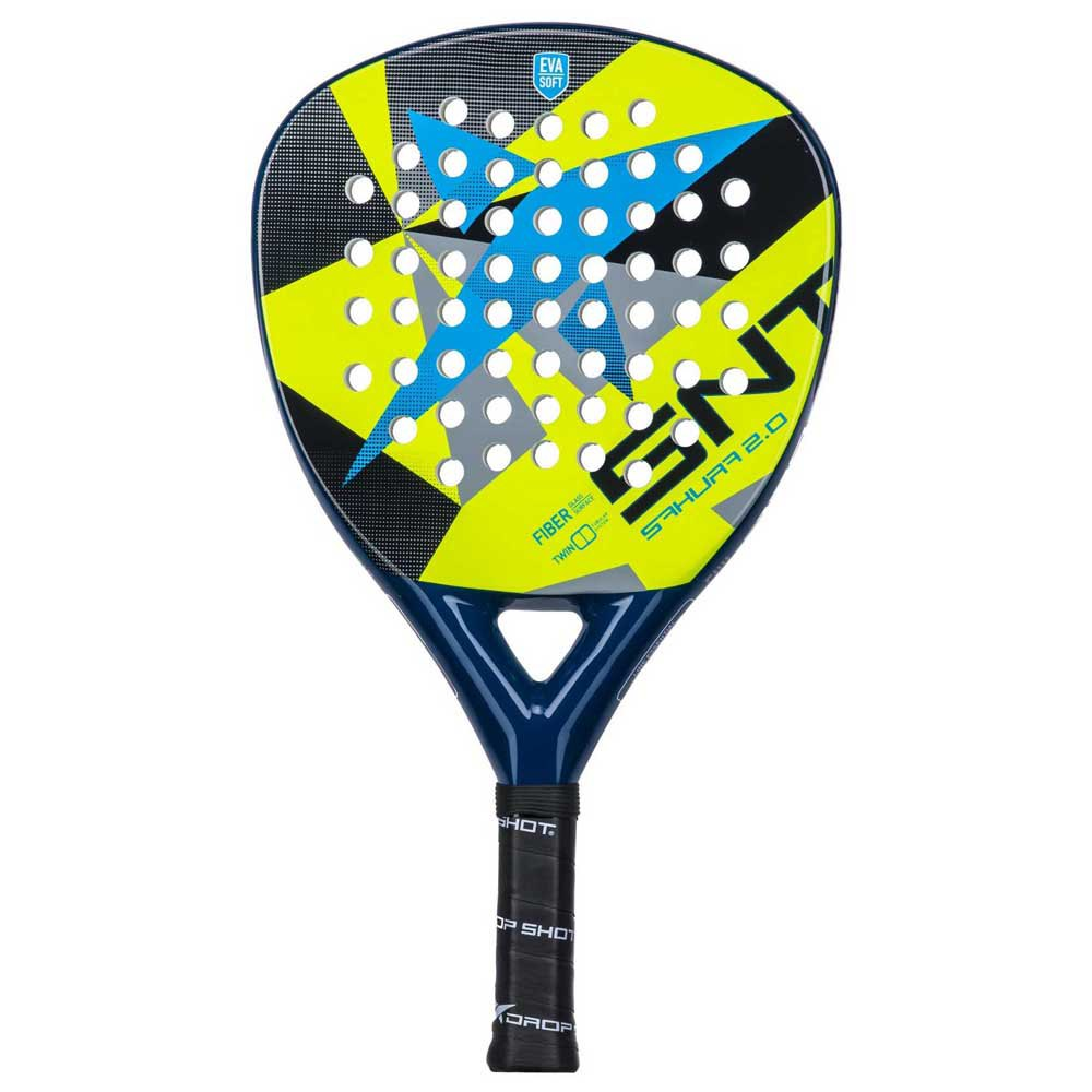 Drop Shot Sakura 2.0 One Size Black / Lime / Blue