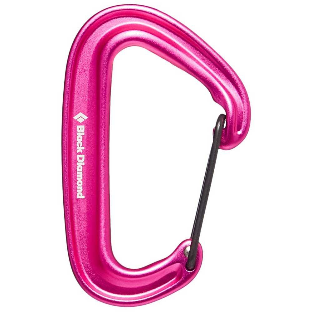 Black Diamond Mini Wire One Size Ultra Pink