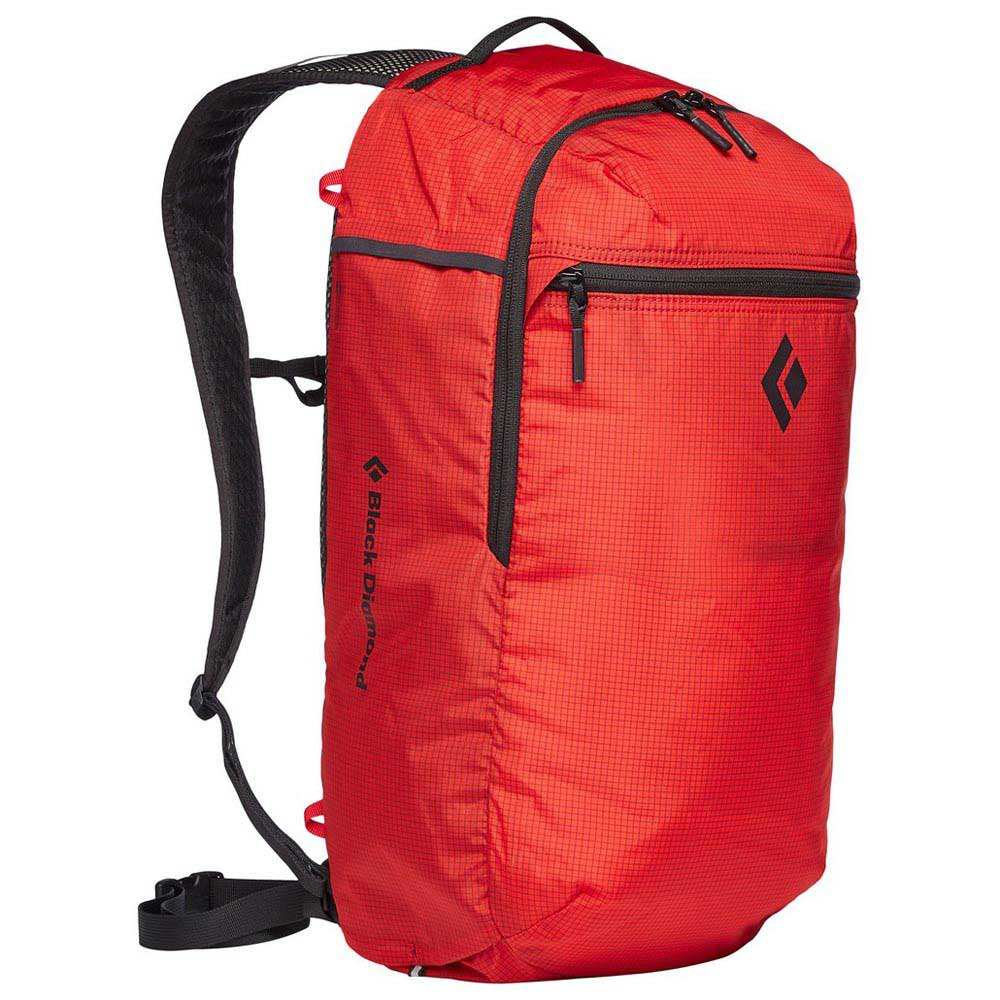 Black Diamond Trail Zip 18l One Size Hyper Red