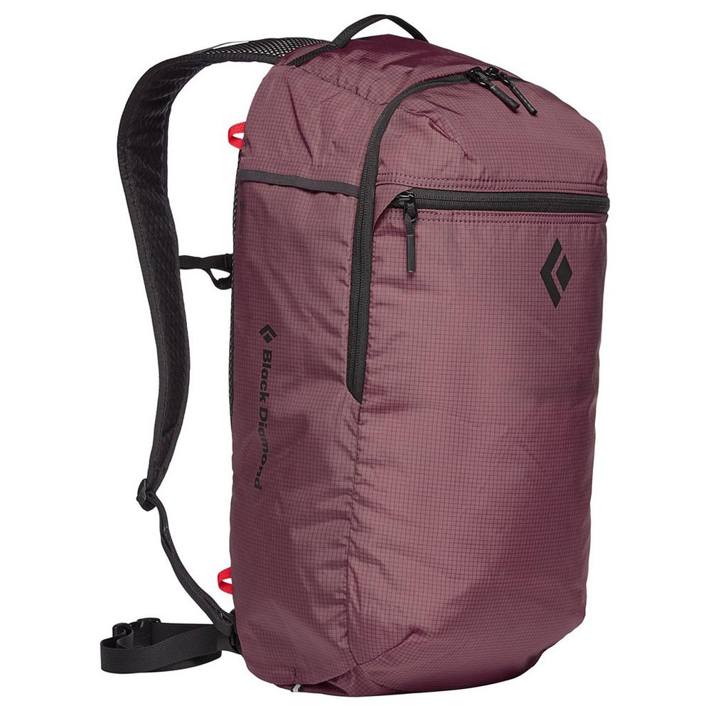 Black Diamond Trail Zip 18l One Size Mulberry