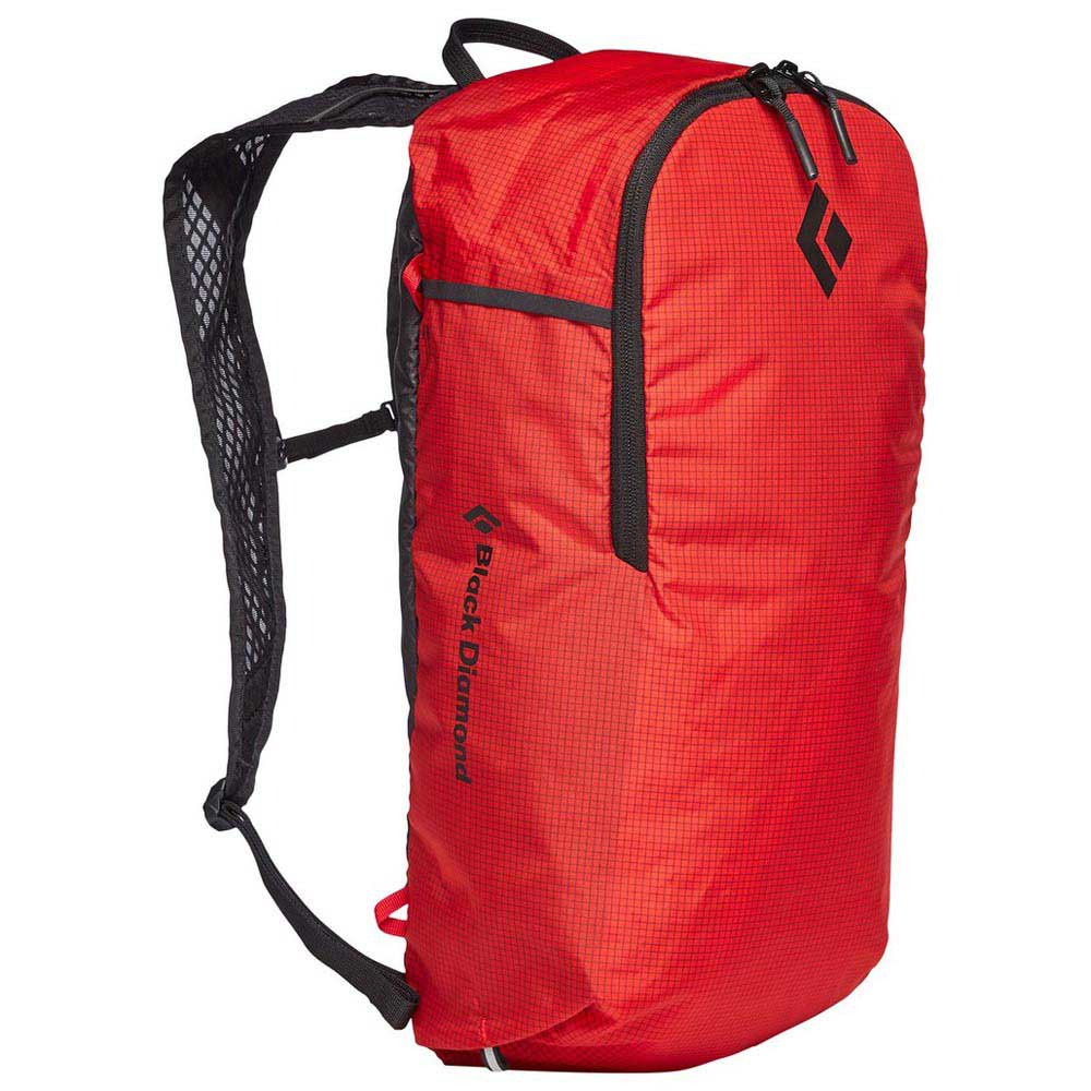 Black Diamond Trail Zip 14l One Size Hyper Red