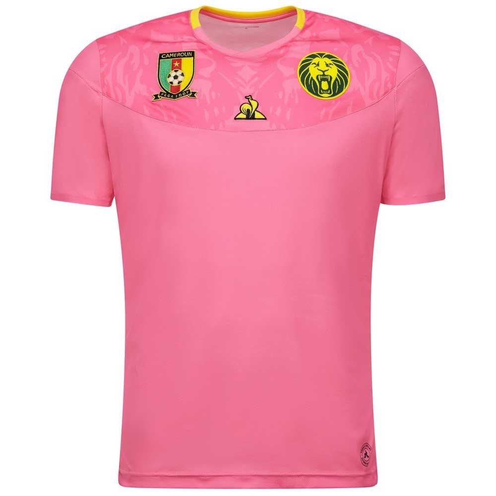 Le Coq Sportif T-shirt Cameroun Pro Wc 2020 M Pink Carnation