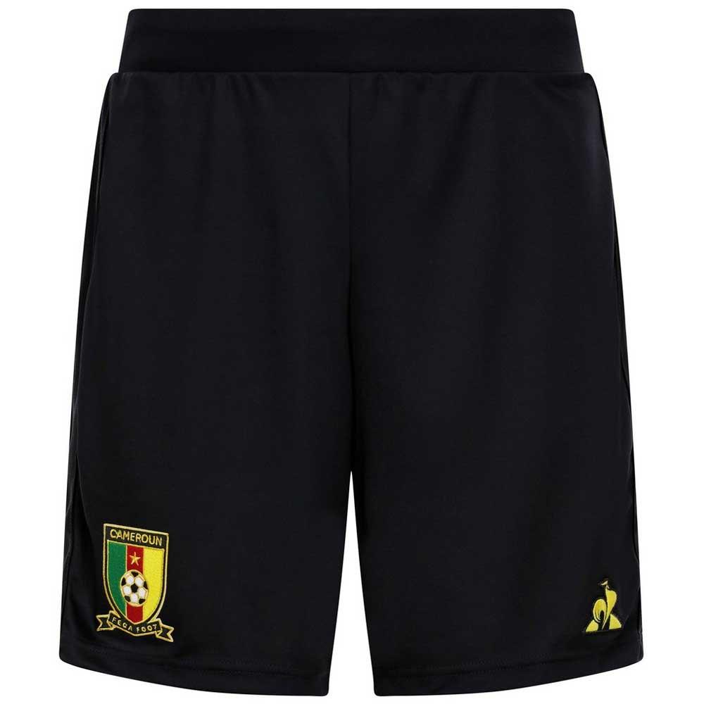 Le Coq Sportif Le Short Cameroun Pro 2020 L Black