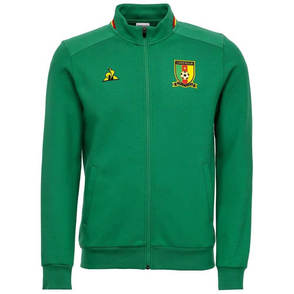 Le Coq Sportif Sweat-shirt Cameroun Présentation 2020 M Green Forez