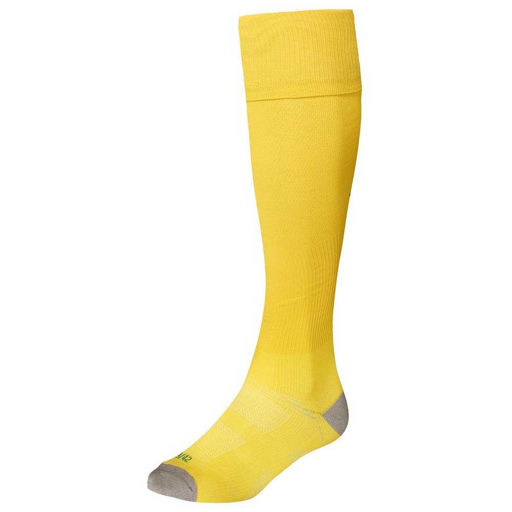 Le Coq Sportif Chaussettes Cameroun Domicile Pro 2020 EU 35-38 Original Yellow