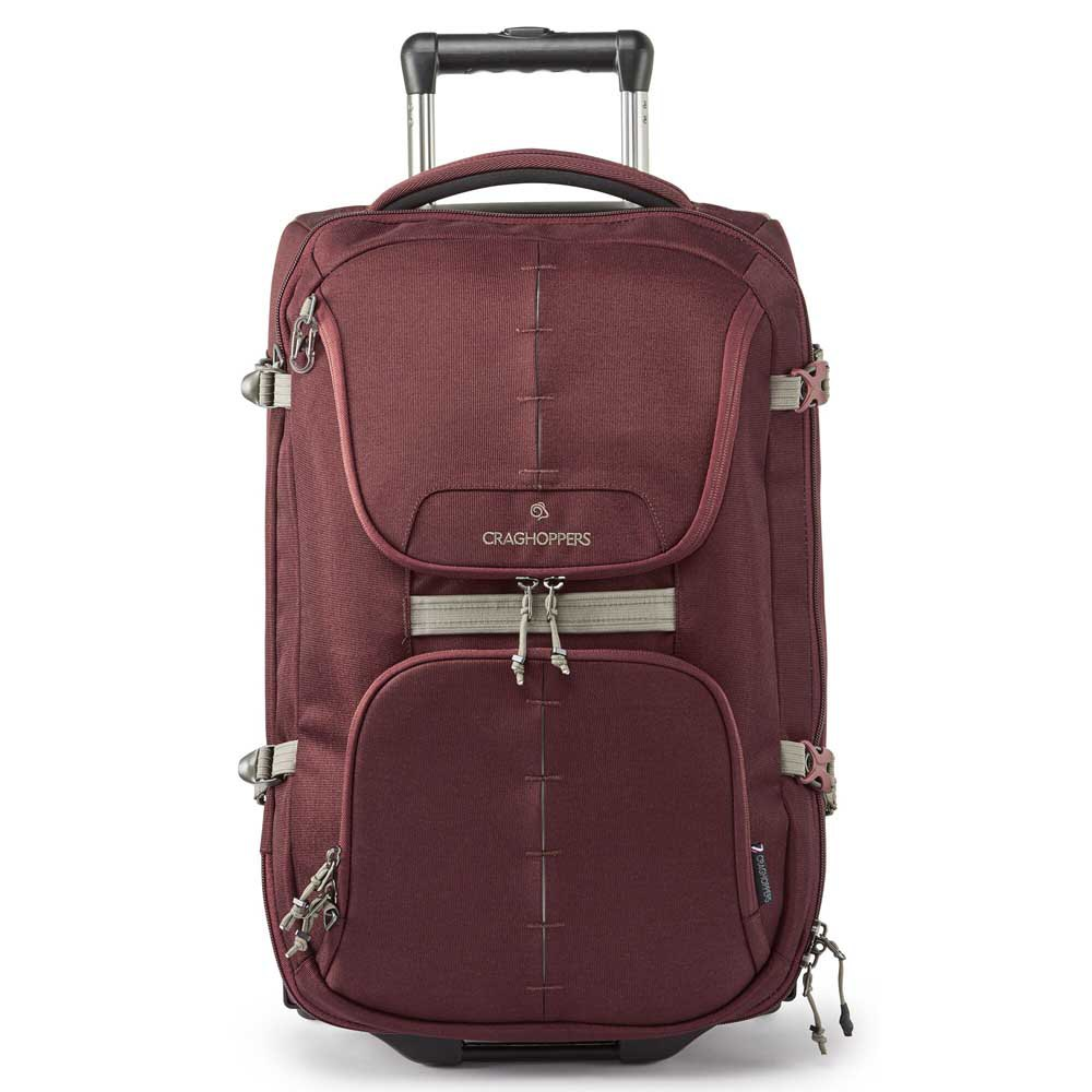 Craghoppers Wheelie 40l One Size Brick Red