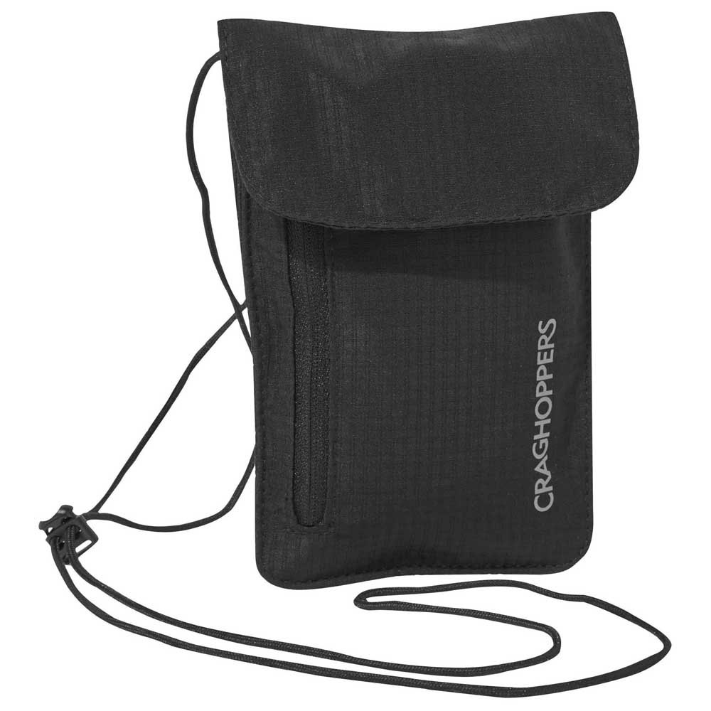 Craghoppers Neck Pouch One Size Black