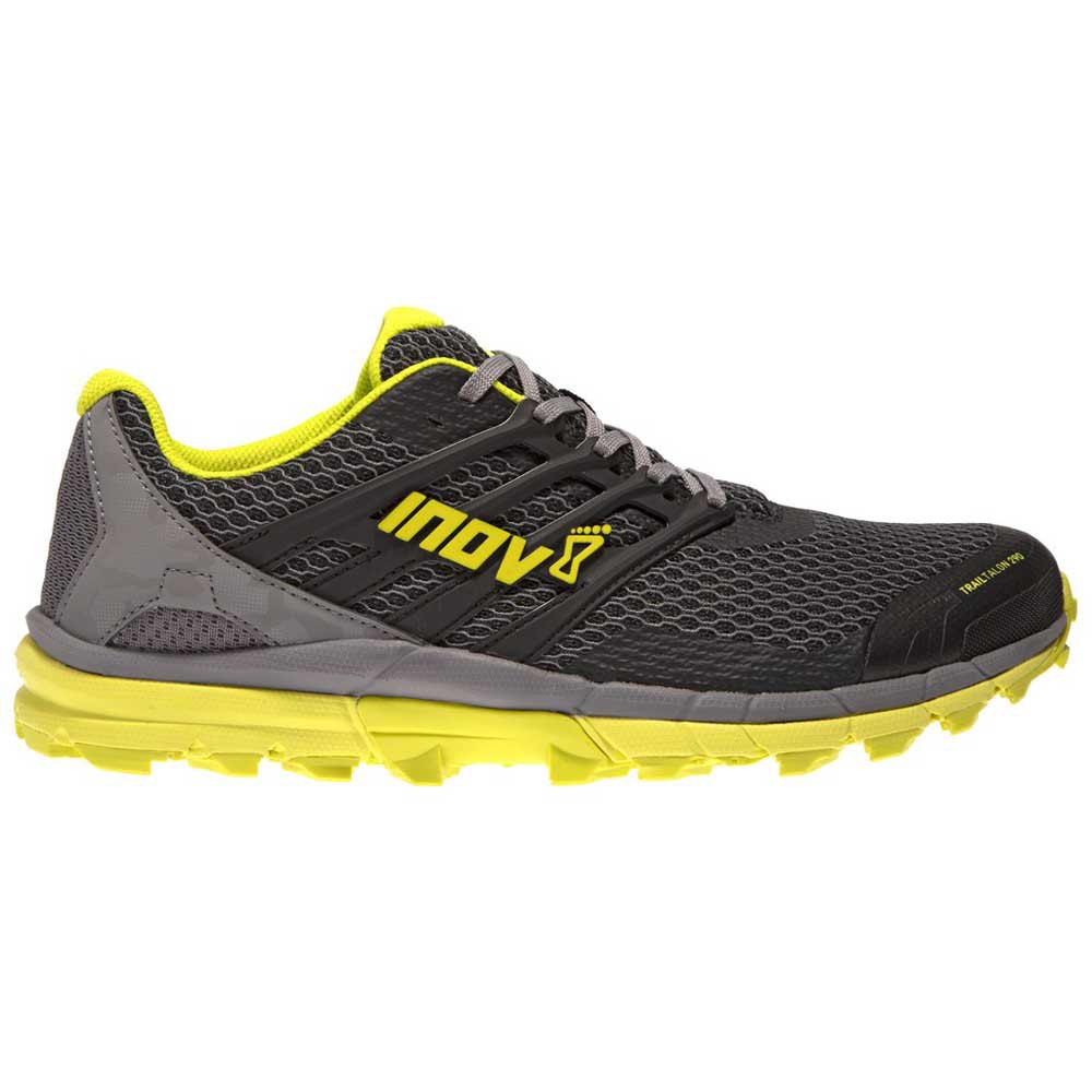 Inov8 Trailtalon 290 Wide EU 44 1/2 Black / Grey / Yellow