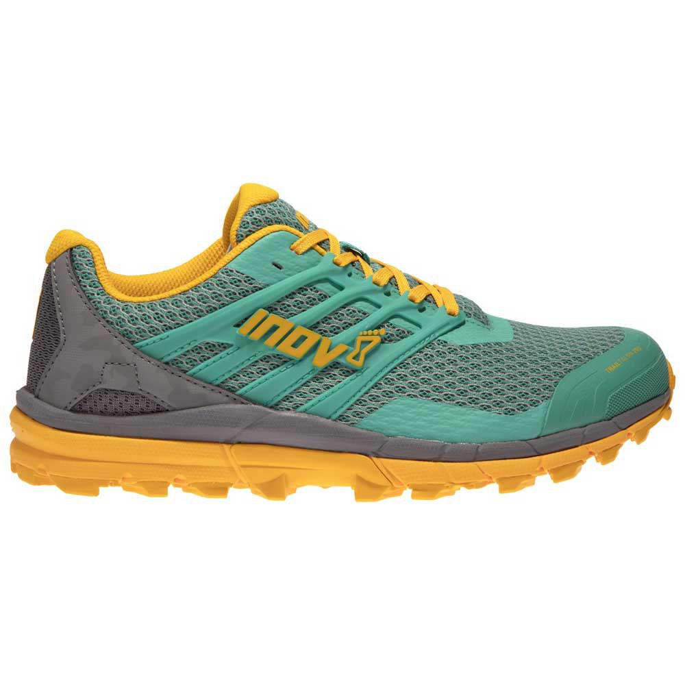 Inov8 Trailtalon 290 Wide EU 38 Teal / Grey / Yellow