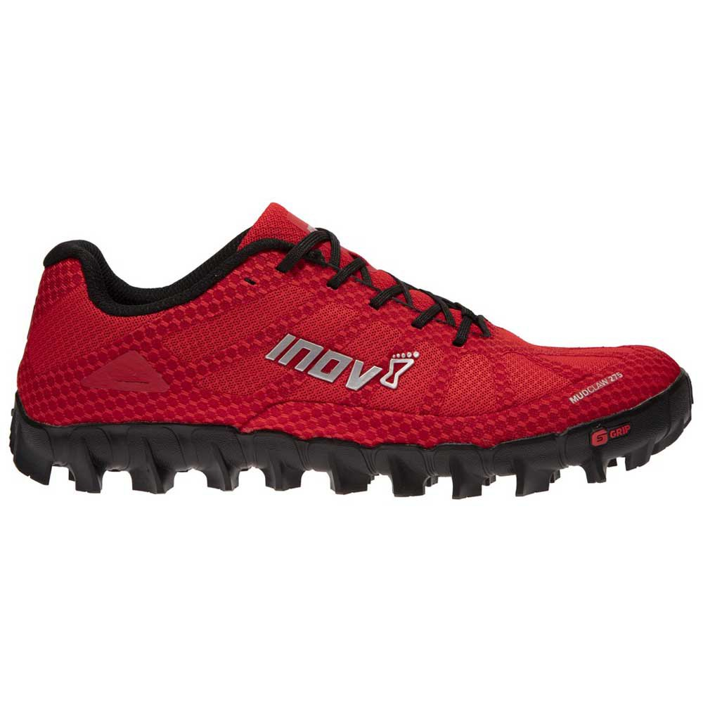 Inov8 Mudclaw 275 Narrow EU 41 1/2 Red / Black