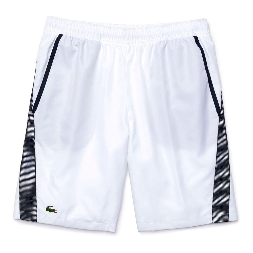 Lacoste Contrast Cut-out Light Tennis L White / Marine