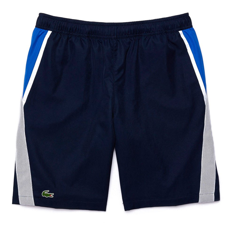 Lacoste Contrast Cut Out Light S Marine / White