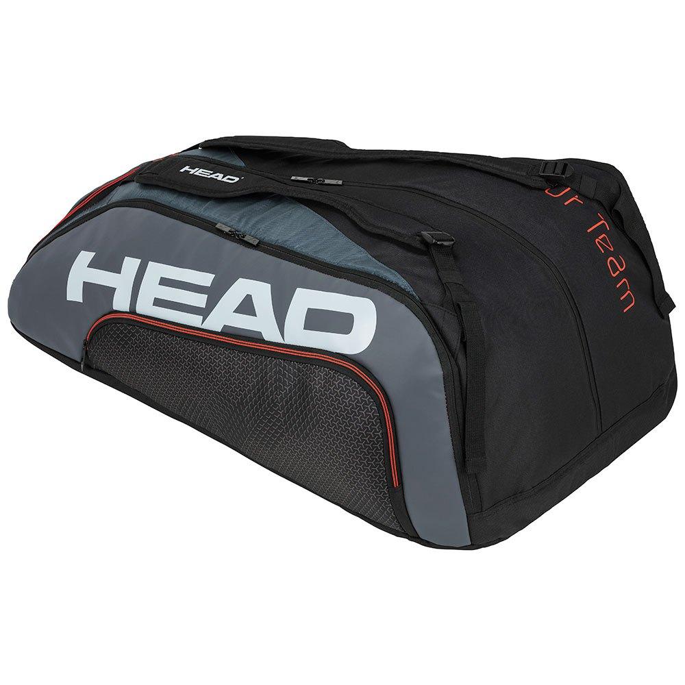 Head Racket Sac Raquettes Tour Team Megacombi One Size Black / Grey