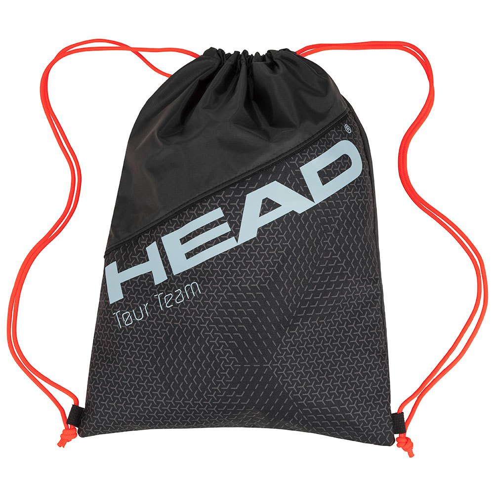 Head Racket Tour Team Shoe Sack One Size Black / Grey