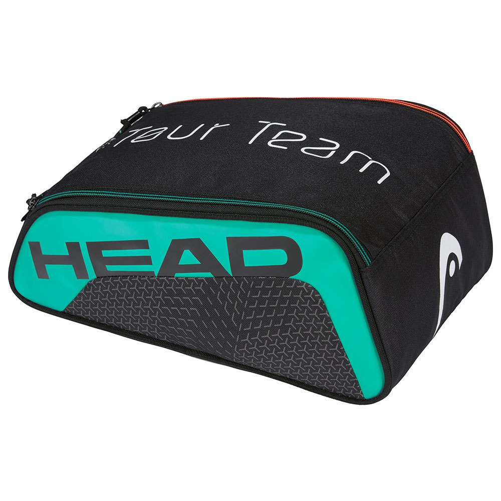 Head Racket Tour Team Shoe Bag One Size Black / Teal