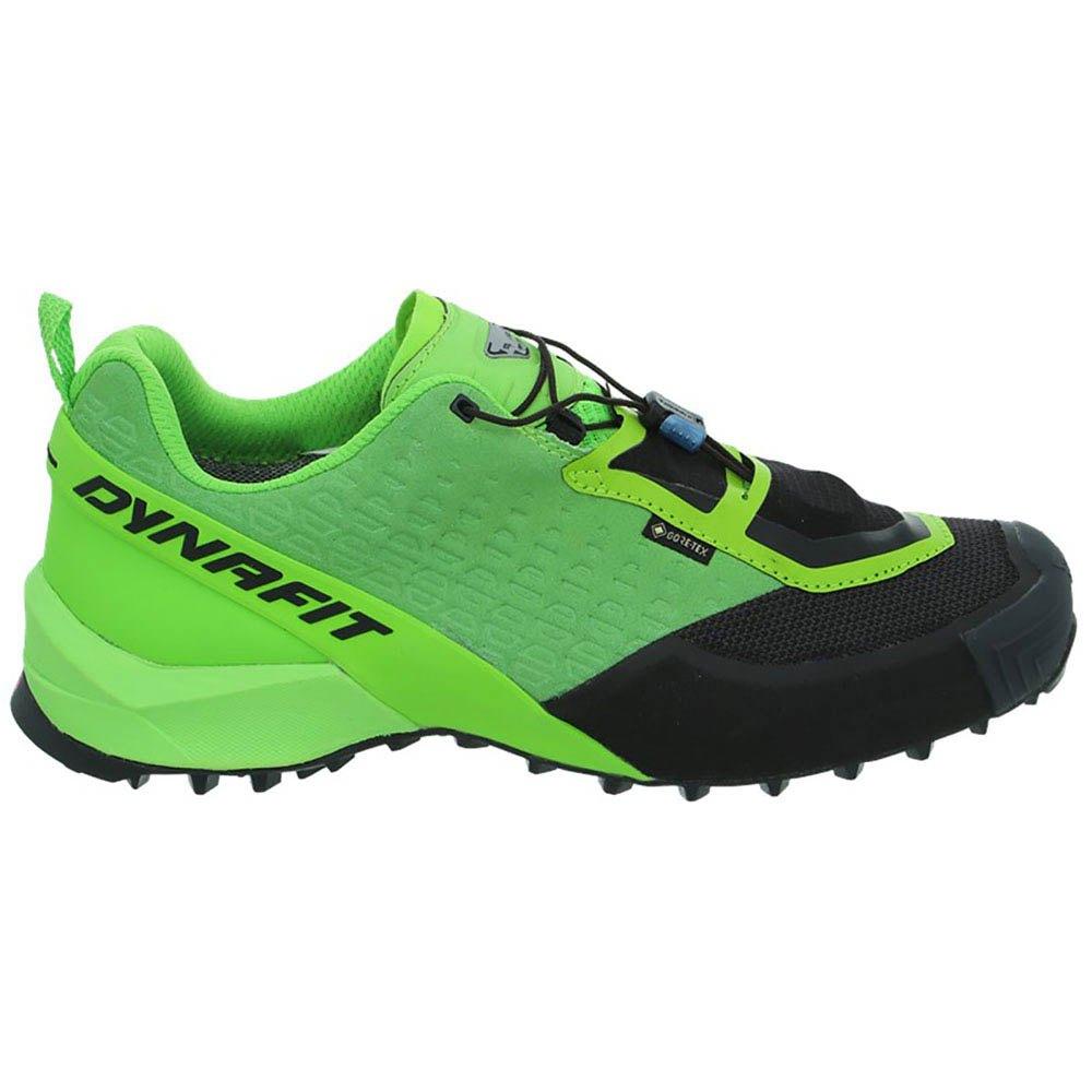 Dynafit Speed Mountain Goretex EU 44 1/2 Lambo Green / Asphalt