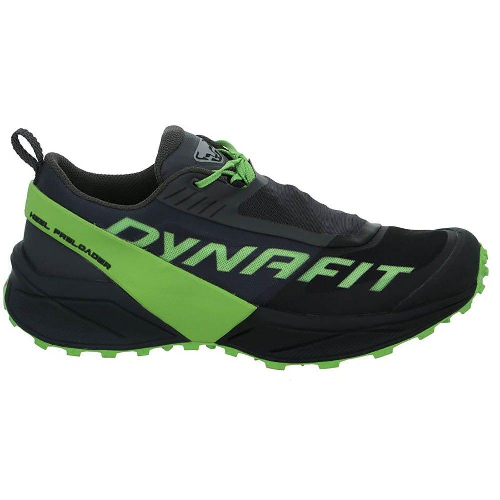 Dynafit Ultra 100 EU 44 1/2 Black / Lambo Green