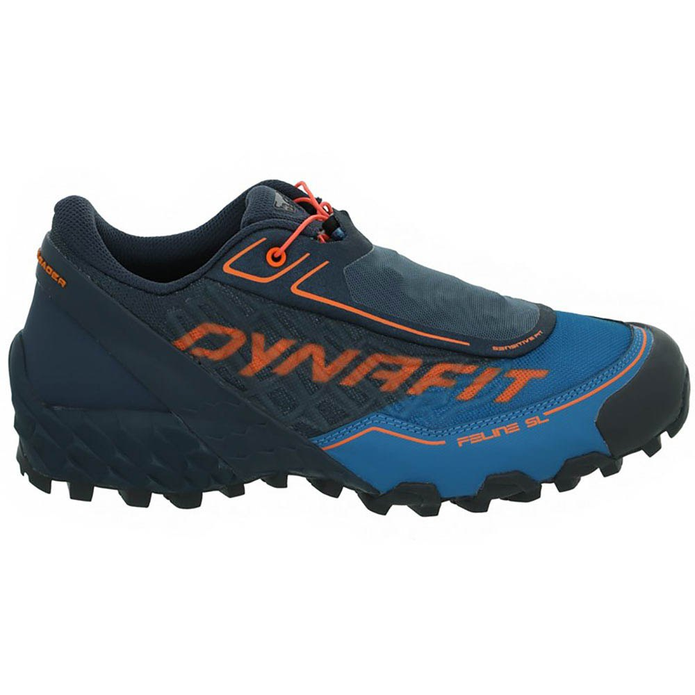 Dynafit Feline Sl EU 44 1/2 Bluejay / Shocking Orange