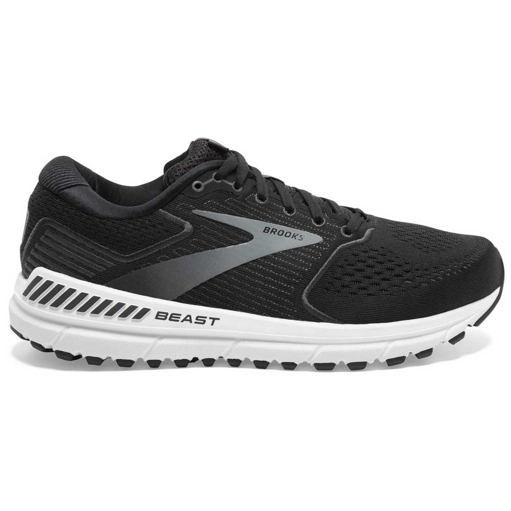 Brooks Beast 20 EU 42 Black / Ebony / Grey