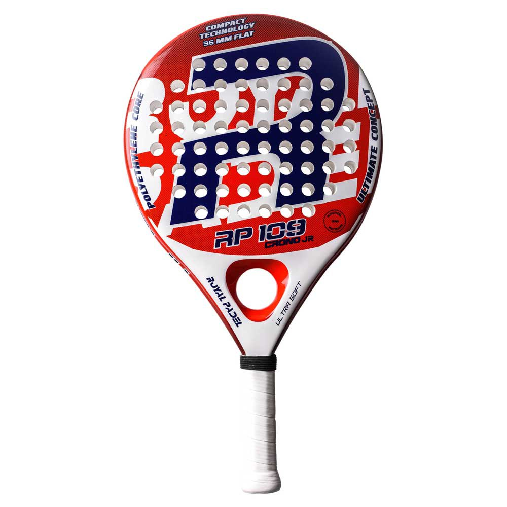 Royal Padel 109 Crono Junior 2020 One Size Red / White