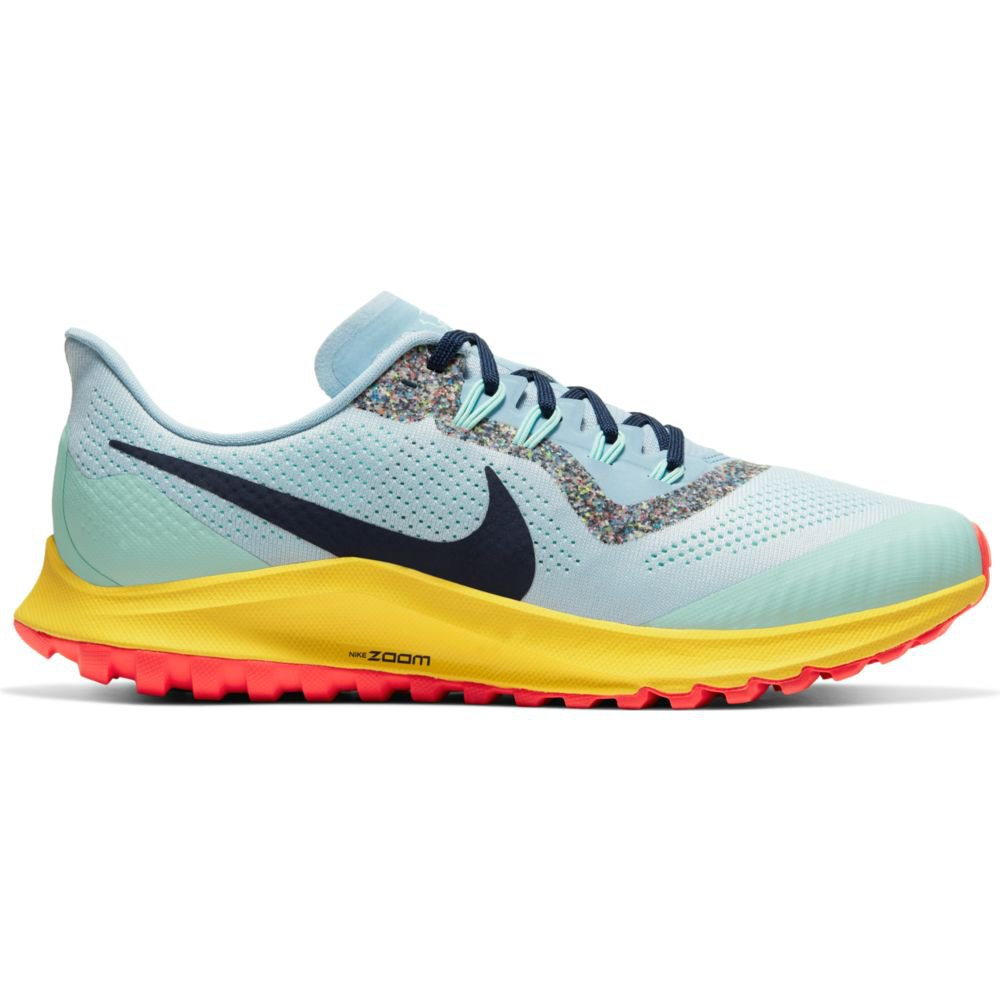 Nike Air Zoom Pegasus 36 EU 40 Aura / Blackened Blue / Lt Armory Blue