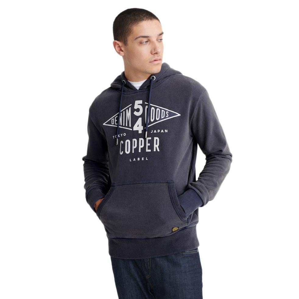 Superdry Copper Label XXXL Lauren Navy
