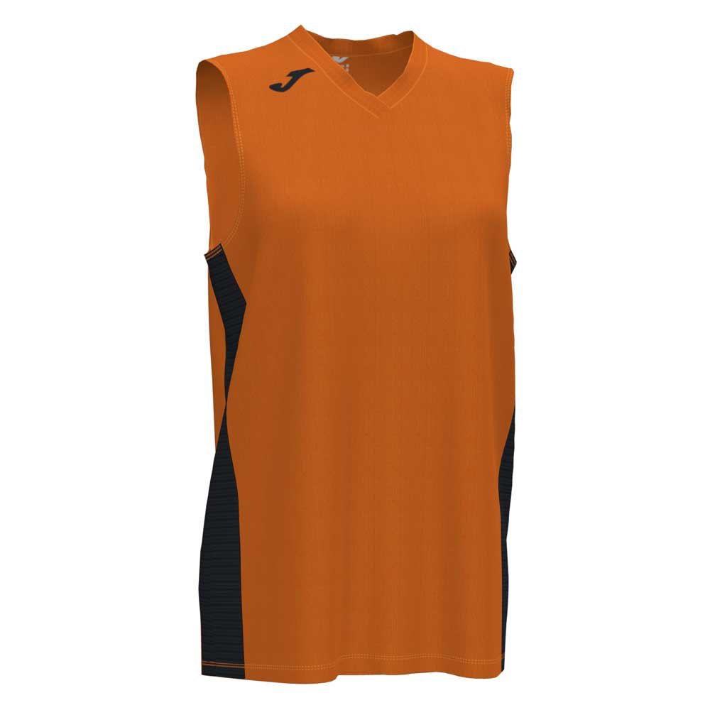 Joma Cancha Iii L Orange / Black