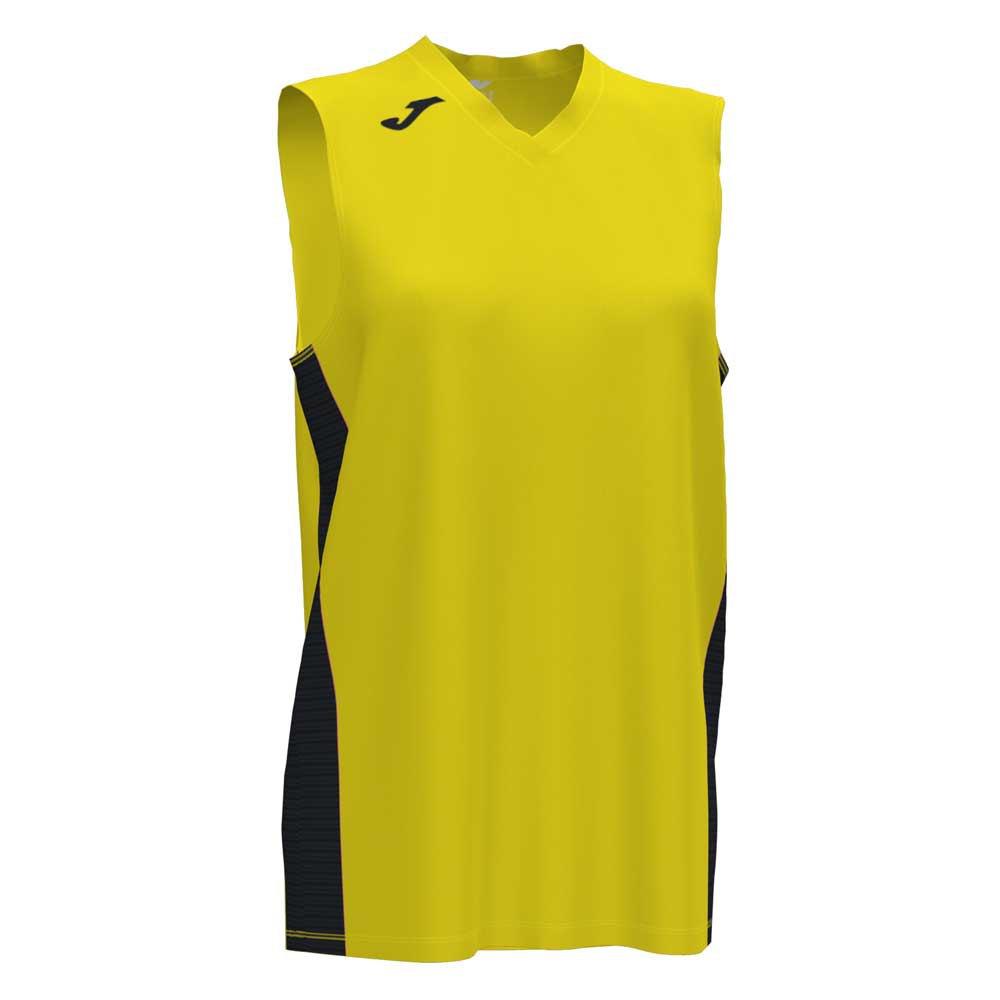 Joma Cancha Iii L Yellow / Black
